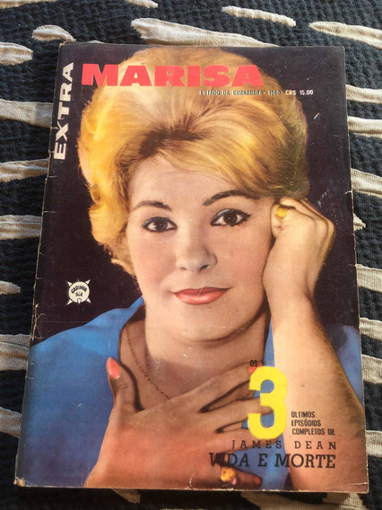 Revista Marisa 1960 Fotonovela Vida E Morte James Dean