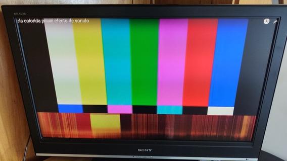 Tv Lcd Sony Bravia 40 Klv-40s300a