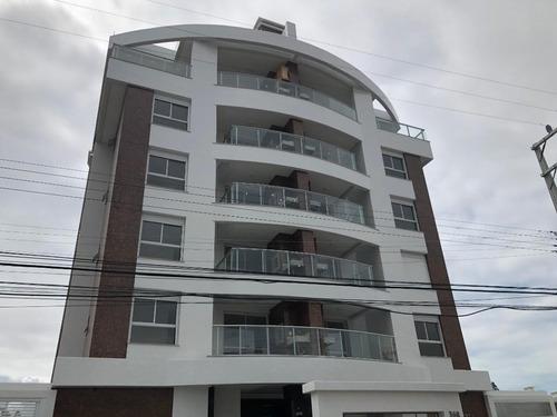 Imagem 1 de 21 de Cobertura No Bairro Balneário Estreito - Co0580