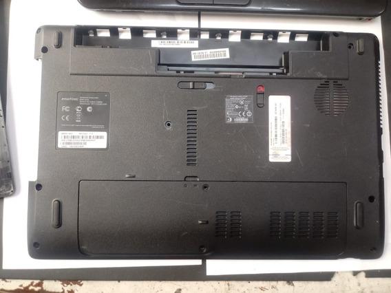 Carcaça Base Notebook Acer Emachines Eme443-0850