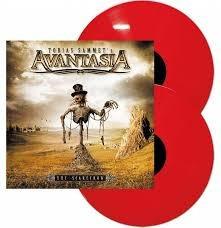 Lp Avantasia The Scarecrow (limited) Double/red-vinyl