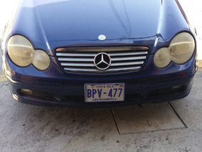 Mercedes Benz Clase Kompressor