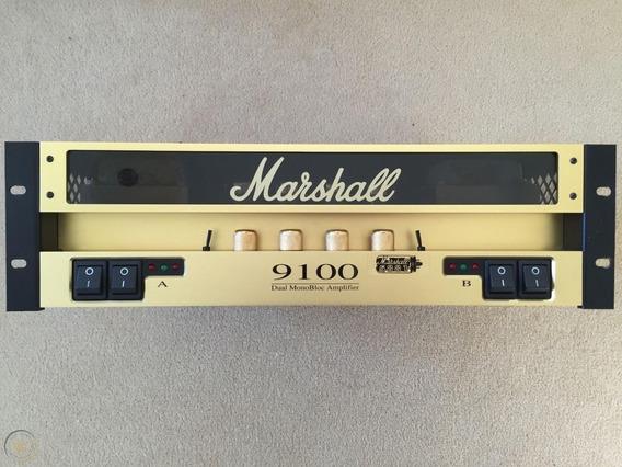 Marshall 9100 Amplificador De Potência Estéreo