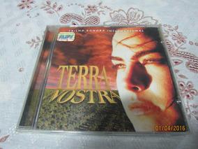 Novela Terra Nostra - Cd Trilha Sonora Internacional