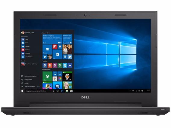 Notebook Dell Inspiron I14-3443 Ci5 8gb 1tb 2gb Vídeo Nvidia
