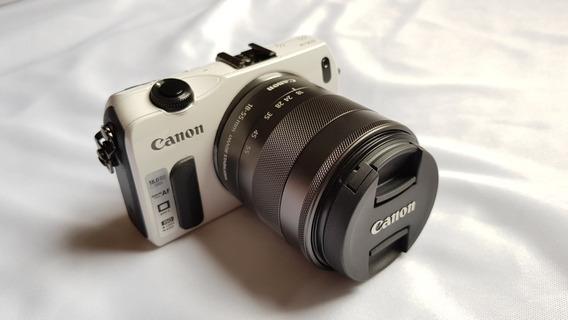 Camera Canon M Mirrorless (kit)
