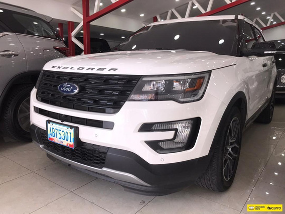 Ford Explorer Sport Blindada