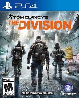Tom Clancys The Division Juego Digital Primaria Ps4