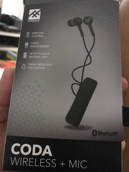 Fone De Ouvido Bluetooth E Wireless Ifrogz