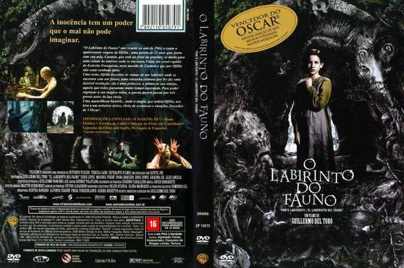 Dvd Filme O Labirinto Do Fauno