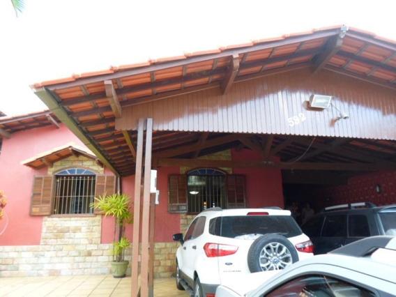 Casa Com 4 Quartos Para Comprar No Itapoã Em Belo Horizonte/mg - 2613