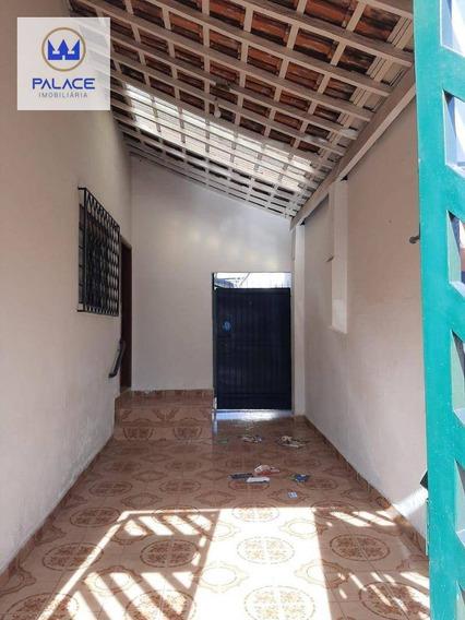Casa Á Venda Em Piracicaba, Bairro Centro - Ca0453