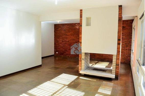 Apartamento Tipo Casa Para Venda No Bairro Rio Branco - Porto Alegre/rs - Ca0326