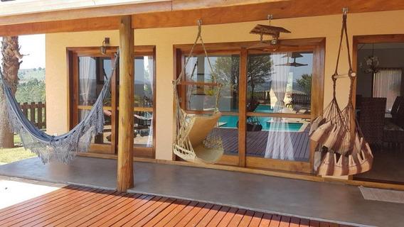 Casa Residencial Em Atibaia - Sp - Ca0085_prst