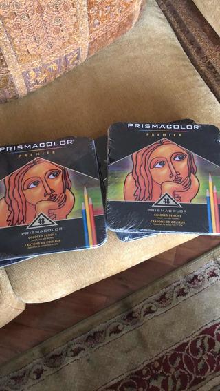 Prismacolor 48 Piezas Nuevos