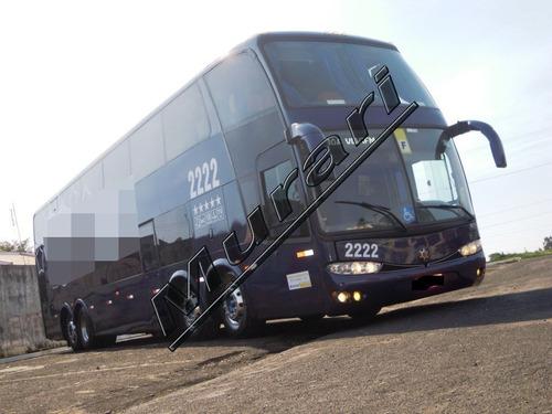 Imagem 1 de 6 de Paradiso Dd 1800 Scania-k420 2006 58 Lug 4 Eixos Ref 523