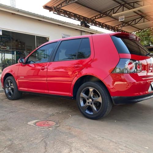 Imagem 1 de 11 de Volkswagen Golf 2008 1.6 Sportline Total Flex 5p