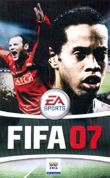 Game Pc Fifa 2007 Edição De Luxe Dvd Rom