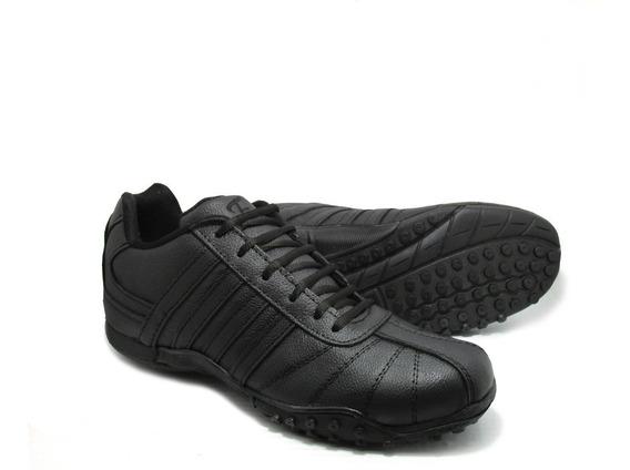 Zapatillas Cuero Fierros Talle 46 Envíos Al Interior Gratis