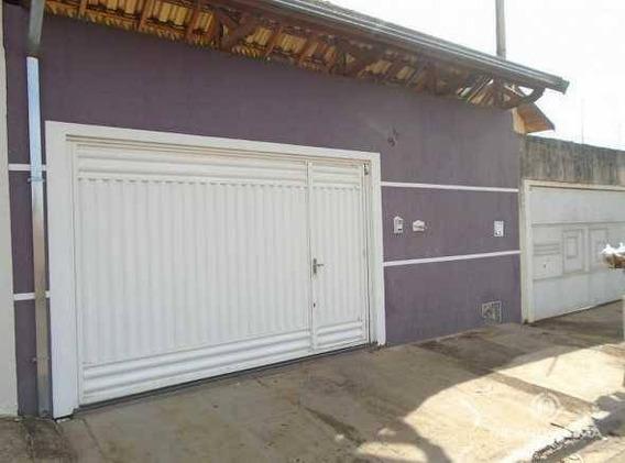 Casa Com 2 Dormitórios Para Alugar, 124 M² Por R$ 1.400/mês - Residencial Serra Verde - Piracicaba/sp - Ca1129