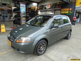 Chevrolet Aveo Five Mt 1600cc 5p Sa 1ab
