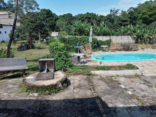 Imagem 1 de 6 de Chácara Com 7 Dormitórios À Venda, 5300 M² Por R$ 750.000 - Boa Vista - Caçapava/sp - Ch0567