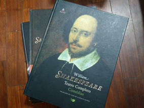 Teatro Completo De Shakespeare (3 Vol)