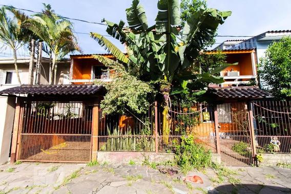 Casa Mobiliada Com 4 Dormitórios E 1 Garagem - Id: 892912787 - 212787