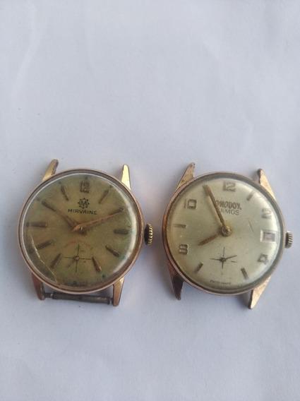 Relógios Omodox Samos E Mirvaine 28mm