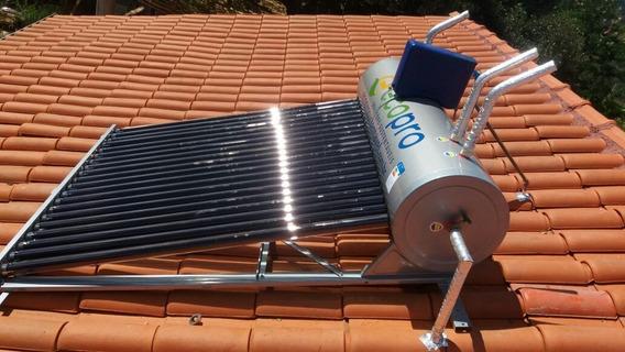 Aquecedor Solar 250 Lts Acoplados 20 Tubos Prom.30.08.3019**