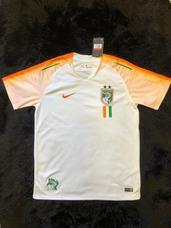 Camisa Da Seleção Costa Do Marfim Oficial - Super Promoção 580fd23407d1e