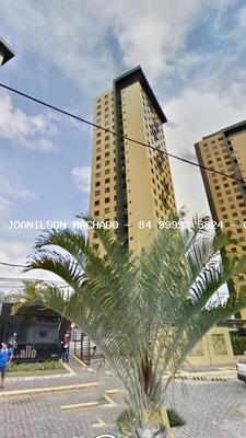 Apartamento Para Venda Em Natal, Neópolis/monte Belo - Porto Do Alto, 2 Dormitórios, 1 Suíte, 2 Banheiros, 1 Vaga - Ap1007