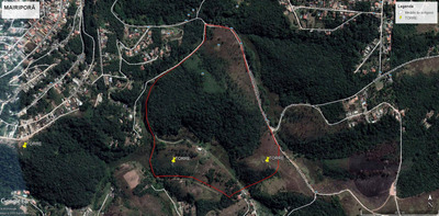 Fazenda Mairiporã Para Empreendimento Imobiliário