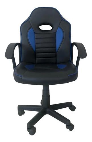 Cadeira Gamer Modelo Racer Ergonômica Ajustável Tedge