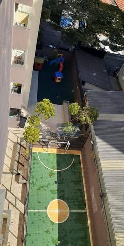 Imagem 1 de 19 de Apartamento Com 2 Dormitórios À Venda, 50 M² Por R$ 295.000,00 - Vila Formosa - São Paulo/sp - Ap21382