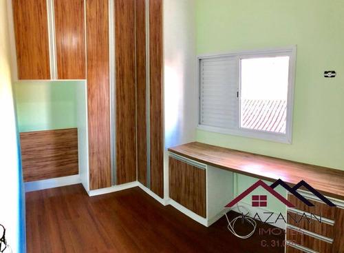 Casa  4 Dorm(2 Suites) - Garagem 3 Carros - Reformada -vila Valença - Sv - 4197