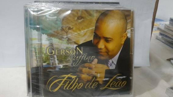 Cd Gerson Rufino Filho Do Leao