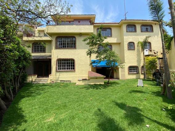 Hermosa Casa En Renta En Lomas De Chapultepec, Miguel HidaLG