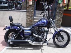 Harley-davidson Dyna Wide Glide 2017