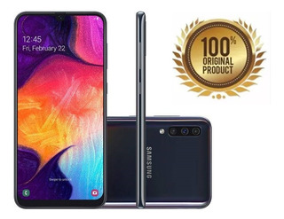 Celular Samsung A50 Preto 64gb 6.4