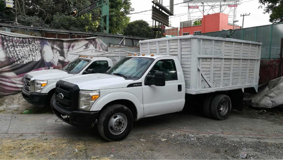 Ford F-350 6.3l Xl 6.2 At 2016
