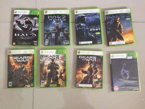 8 Ótimo Jogos De Xbox360, Excelente Estado Pouco Usado