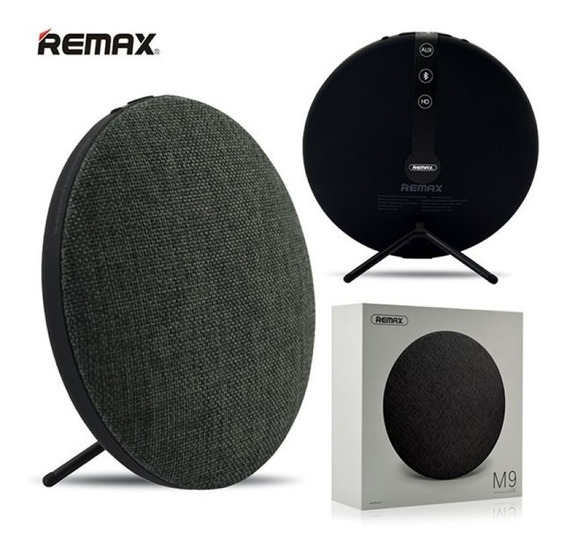 Caixa De Som Portátil Wireless M9 Bluetooth Sem Fio - Remax