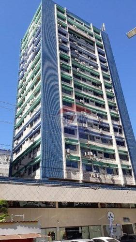 Imagem 1 de 6 de Sala Para Alugar, 45 M² Por R$ 1.700,00/mês - Boa Viagem - Recife/pe - Sa0170