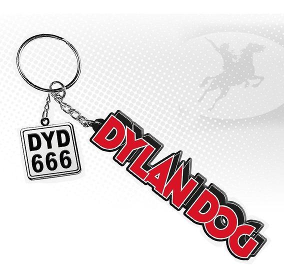 Chaveiro Italiano Dylan Dog - Sbe - Bonellihq F19