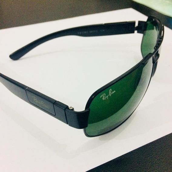Óculos De Sol Bl Ray-ban, Lente Cristal E Polarizado