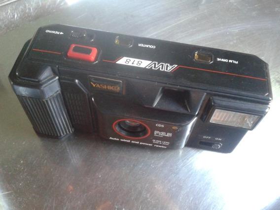 Máquina Fotográfica Antiguidade, Yashica.