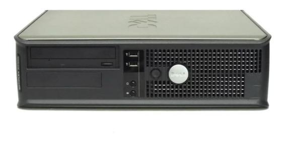 Micro Cpu Dell Pentium D Memoria 2gb Hd 80gb Win 7