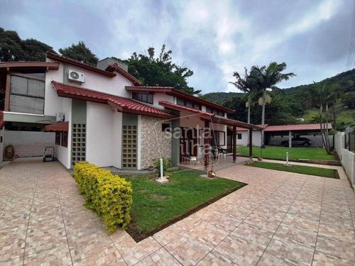 Casa Com 4 Dormitórios À Venda, 172 M² - Armação Do Pântano Do Sul - Florianópolis/sc - Ca2912