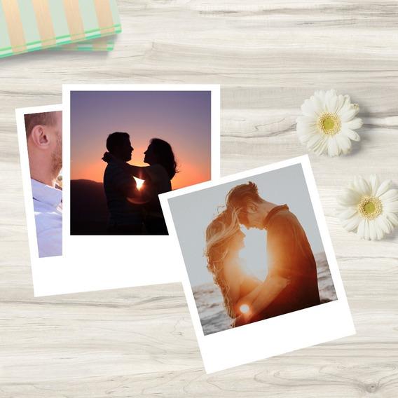 Fotos Polaroid - Pacote Com 10 Fotos
